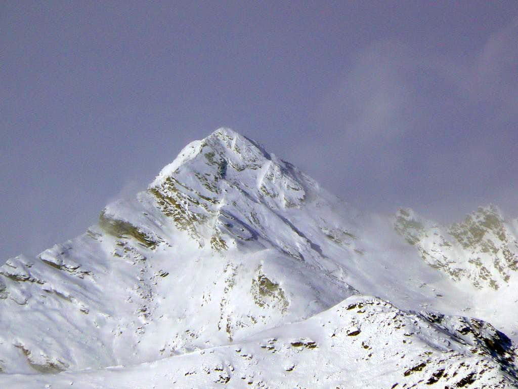 Monte Marzo SE face