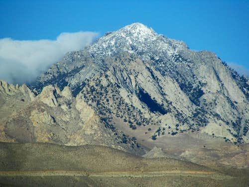 Owens Peak : Photos, Diagrams & Topos : SummitPost