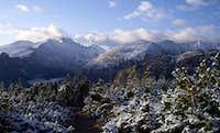 Longs Peak - Picture Perfect