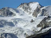 The E face of Gran Paradiso...
