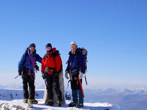 Summit of Ben Nevis - 1st...