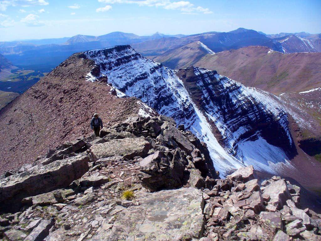 Summit Ridge of Wilson