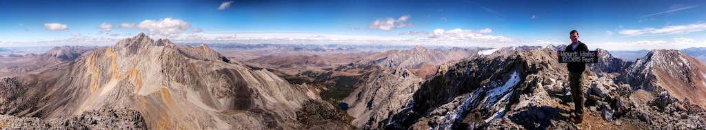 Mount Idaho Summit