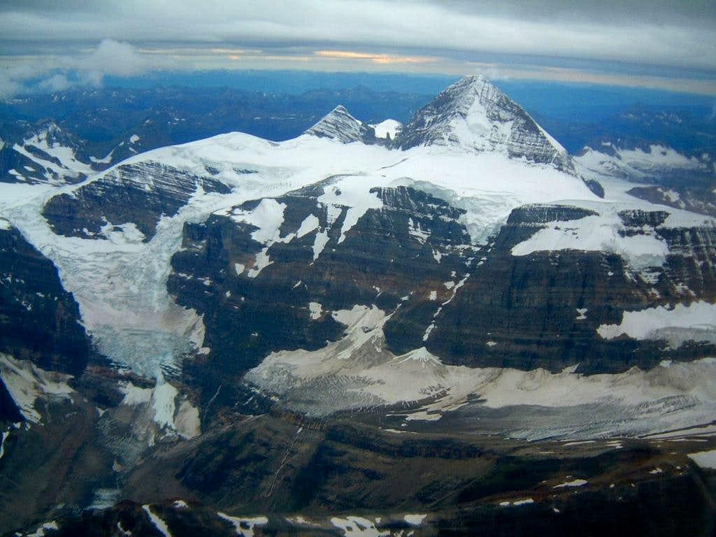 East face of Mount Sir Alexander