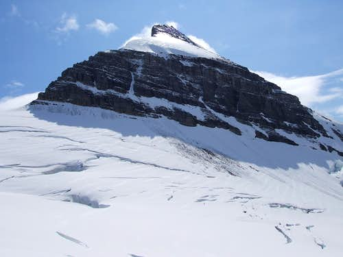 North face of Mount Sir Alexander