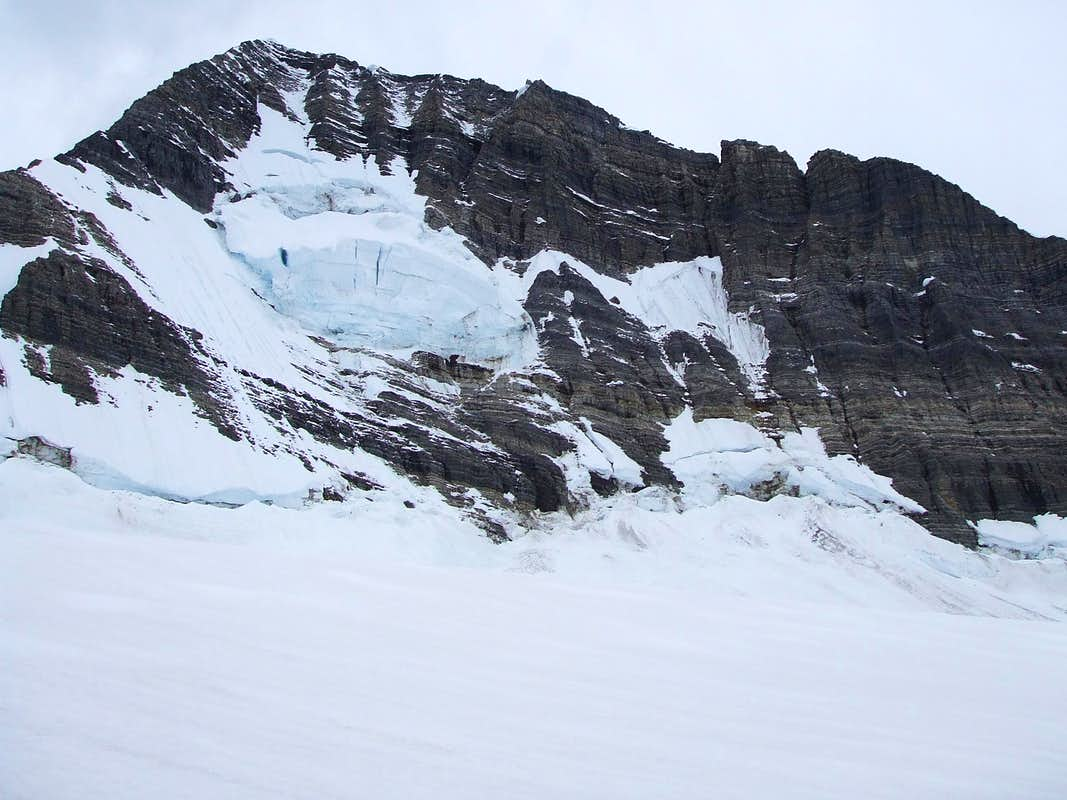 East face of Mount Sir Alexander