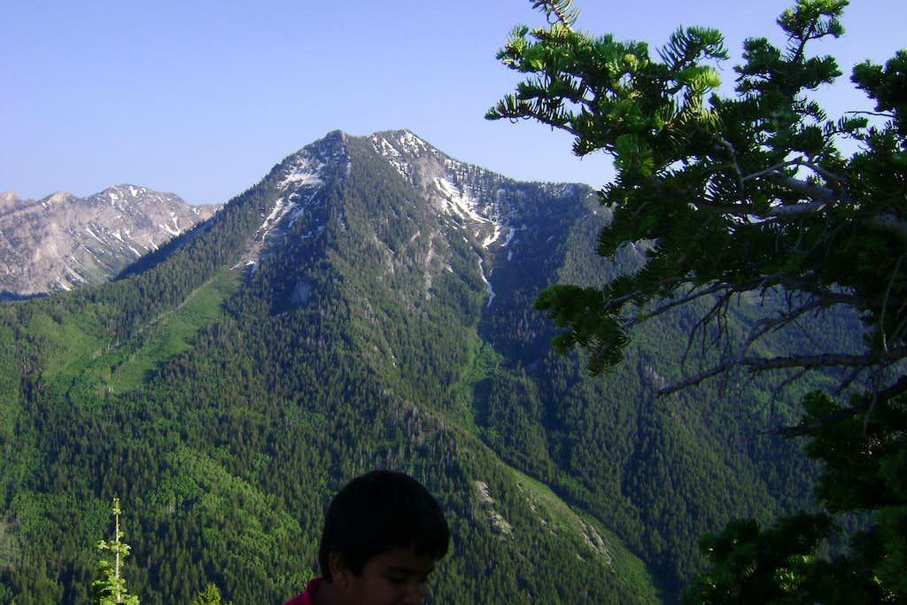 Kesslers Peak