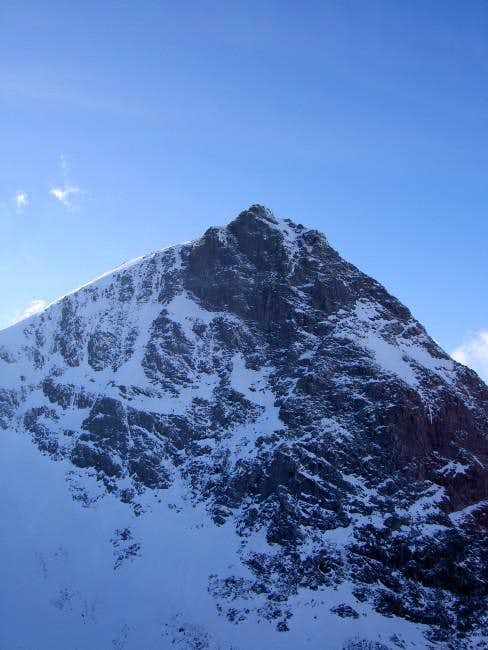 The Brenva Face of Ben Nevis...