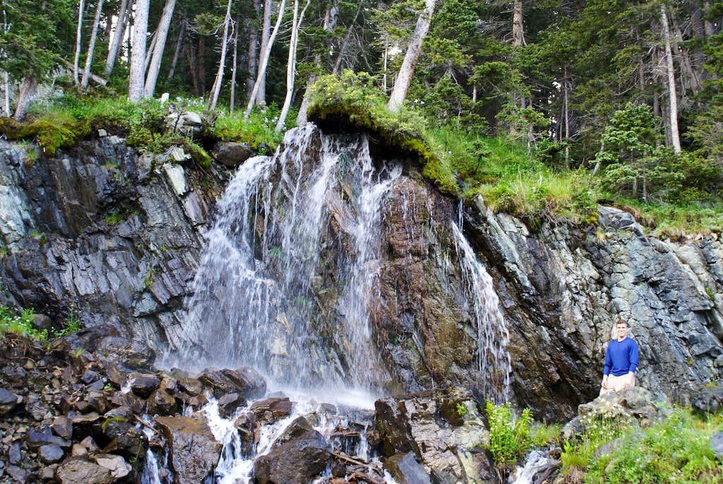 Taos Valley Waterfalls