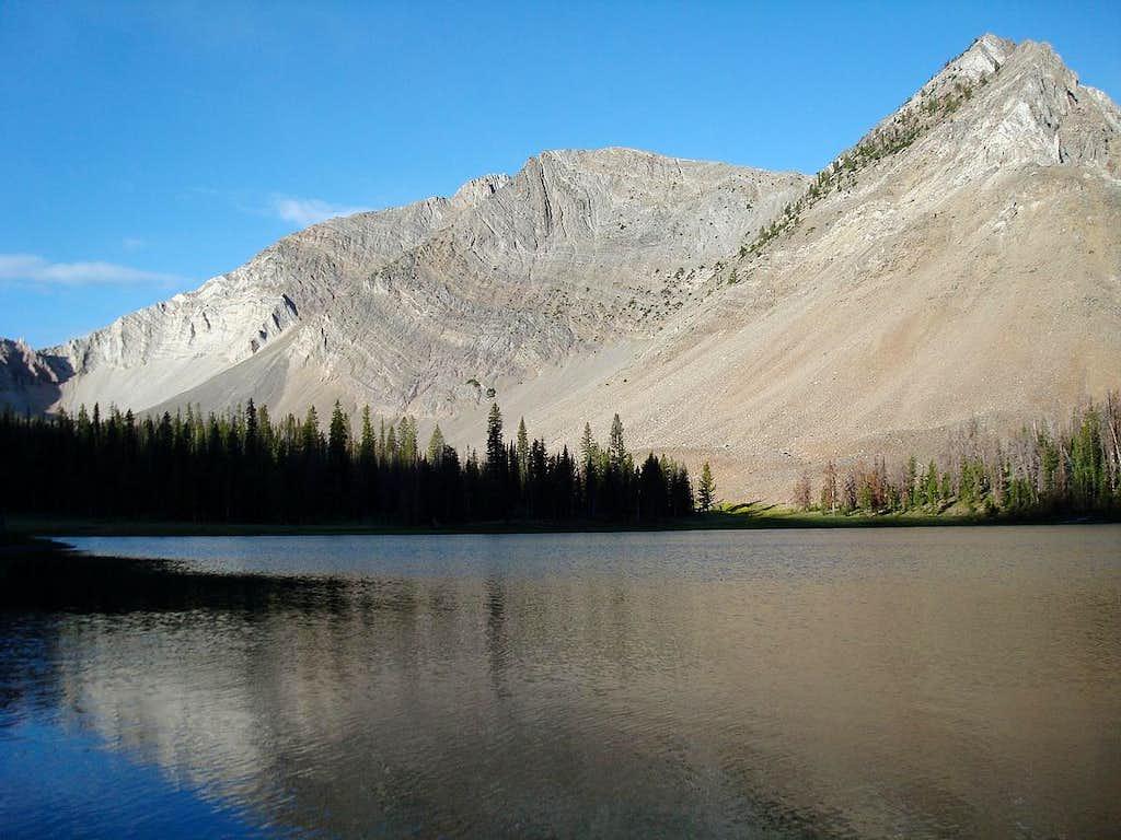 Swimm Lake Sunshine