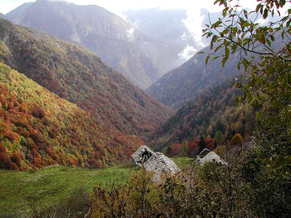 Autumn in Valrossa