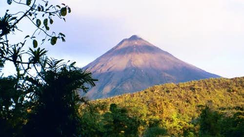 Arenal, the worlds most...
