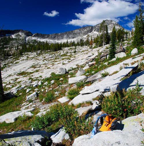 Canyon Peak's South Ridge