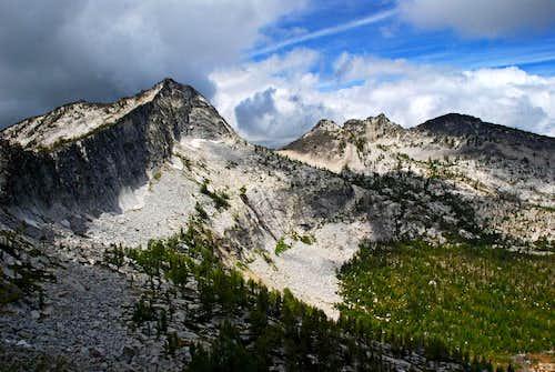 Canyon Peaks