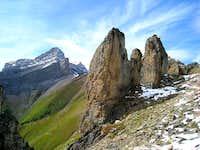 Close to Mount Allan 7