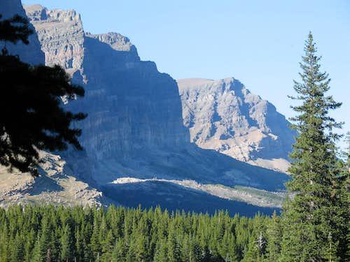 Glacier Natl Park hike