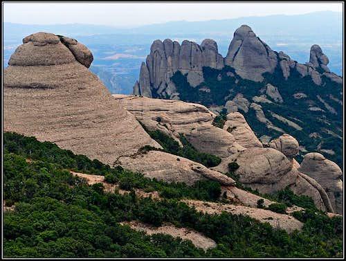 Montserrat 'noses'