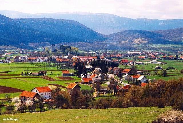 Brinje (460m)