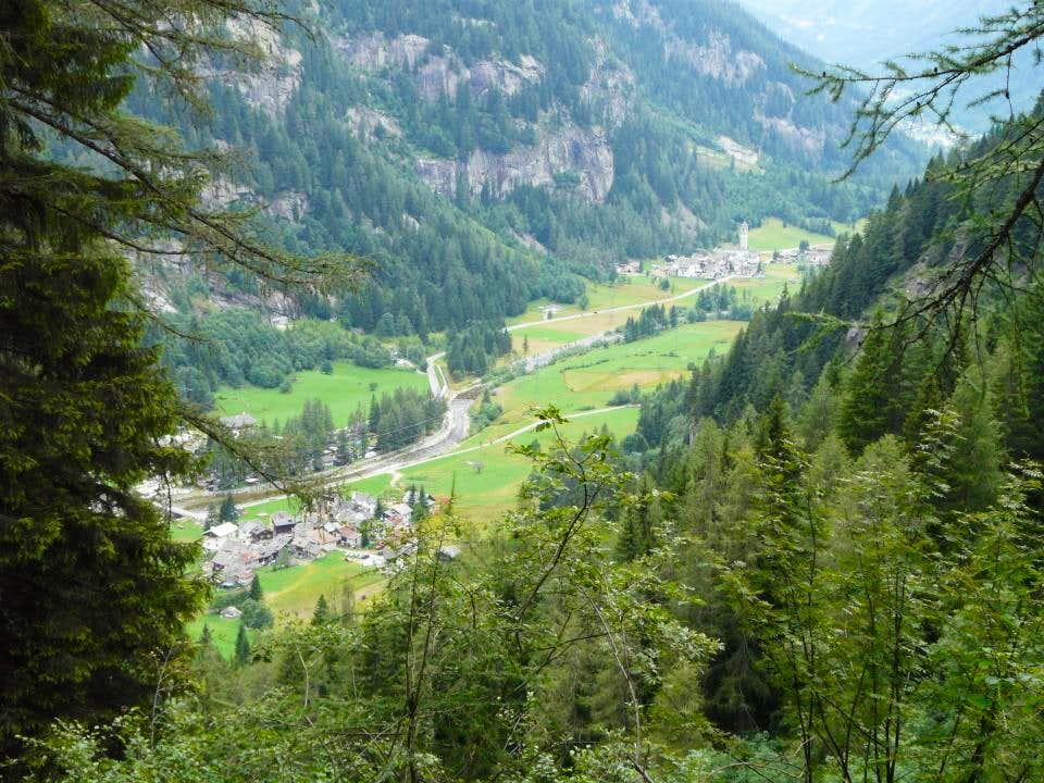 Fondovalle (Formazza valley)
