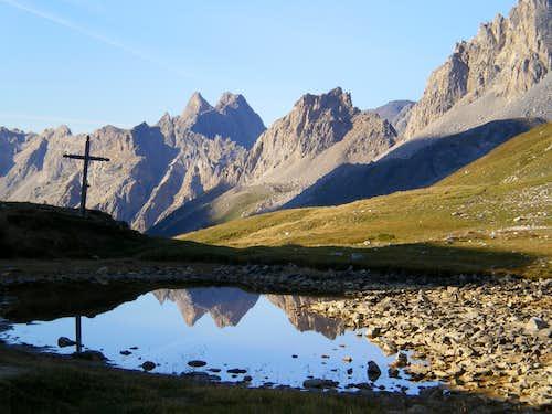 Col de la Vallée Etroite