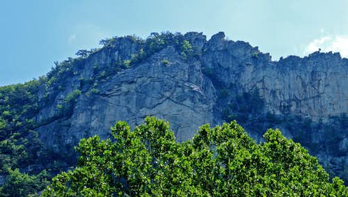 Seneca Rocks - North Peak