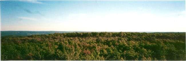 View from Mt. Davis. Photo...
