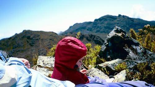 Family trip to Cerro Terbi/Ventisqueros/Chirripo