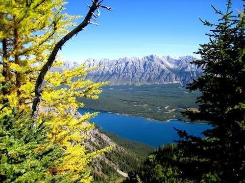 Lower kKananaskis lake 3