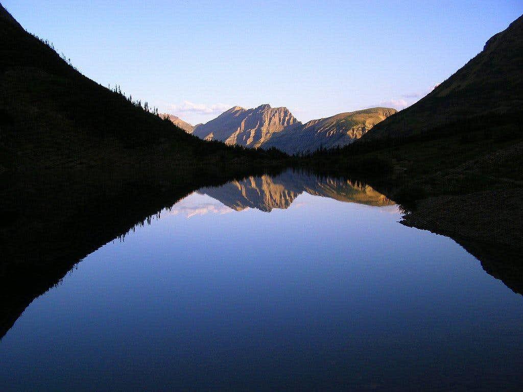 Stoney Indian Lake