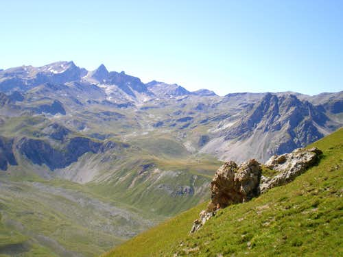 Mont Thabor range