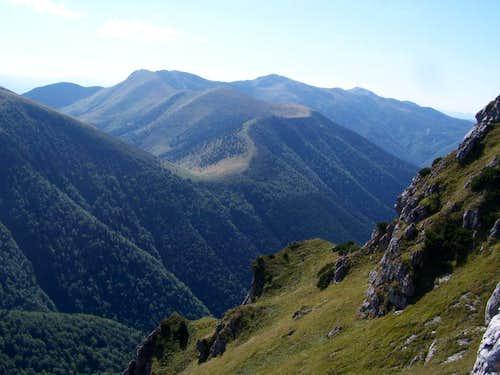 Ridge of Krivanska Mala Fatra