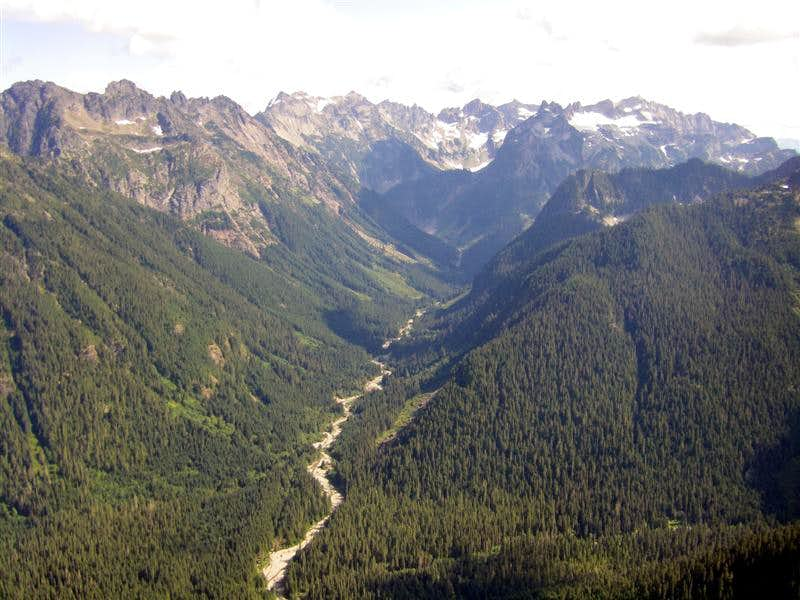 Monte Cristo area