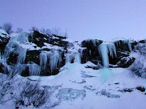 winter in Valgrande...