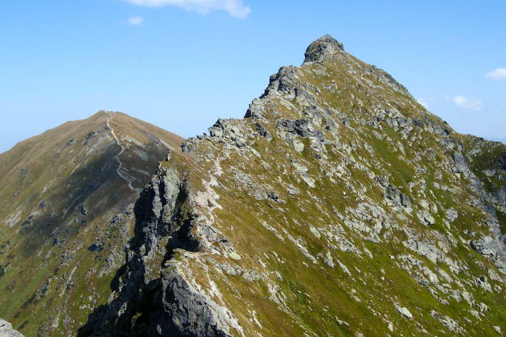 Rohacz Ostry trail