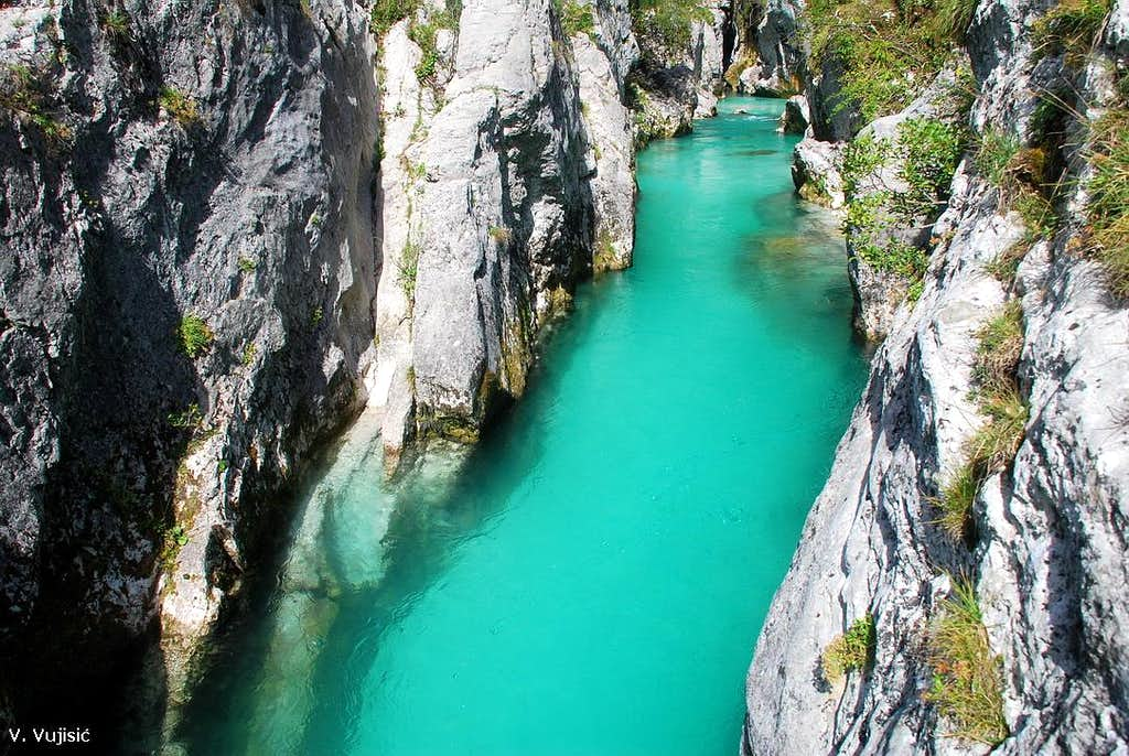 Magnificent Soča