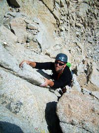 Will soloing the last pitches.