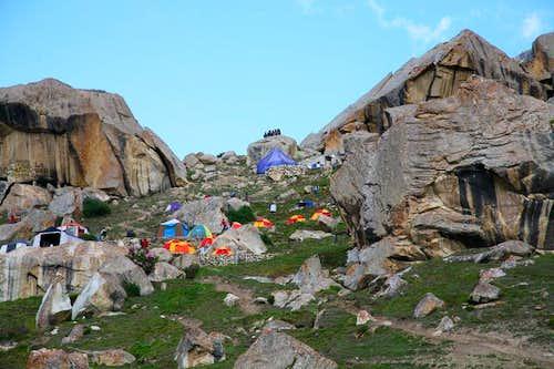 Urdokas (4011-M) Camp Site