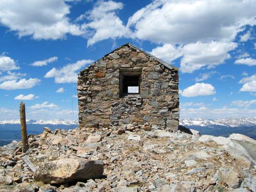 Fairview Fire Lookout