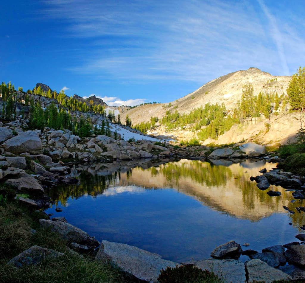 West Chaffin Reflections