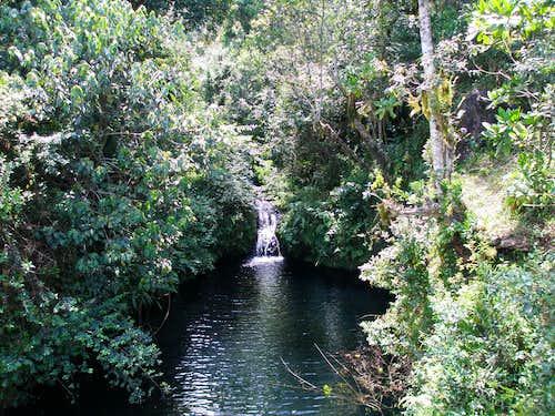 Marangu route pool