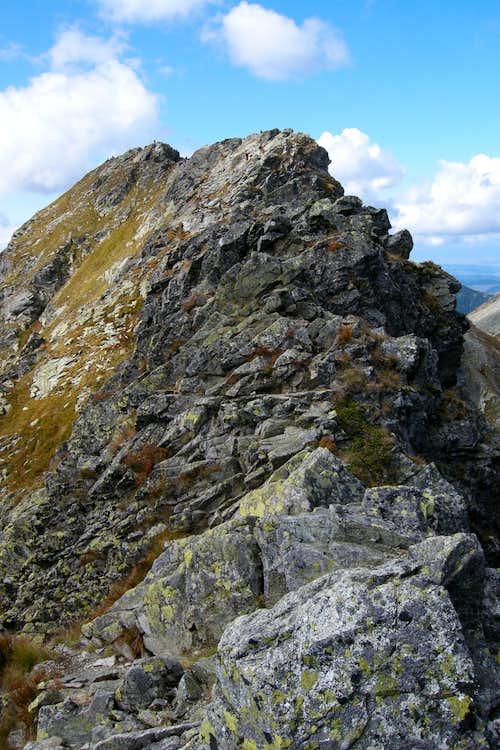 Banikov ridge