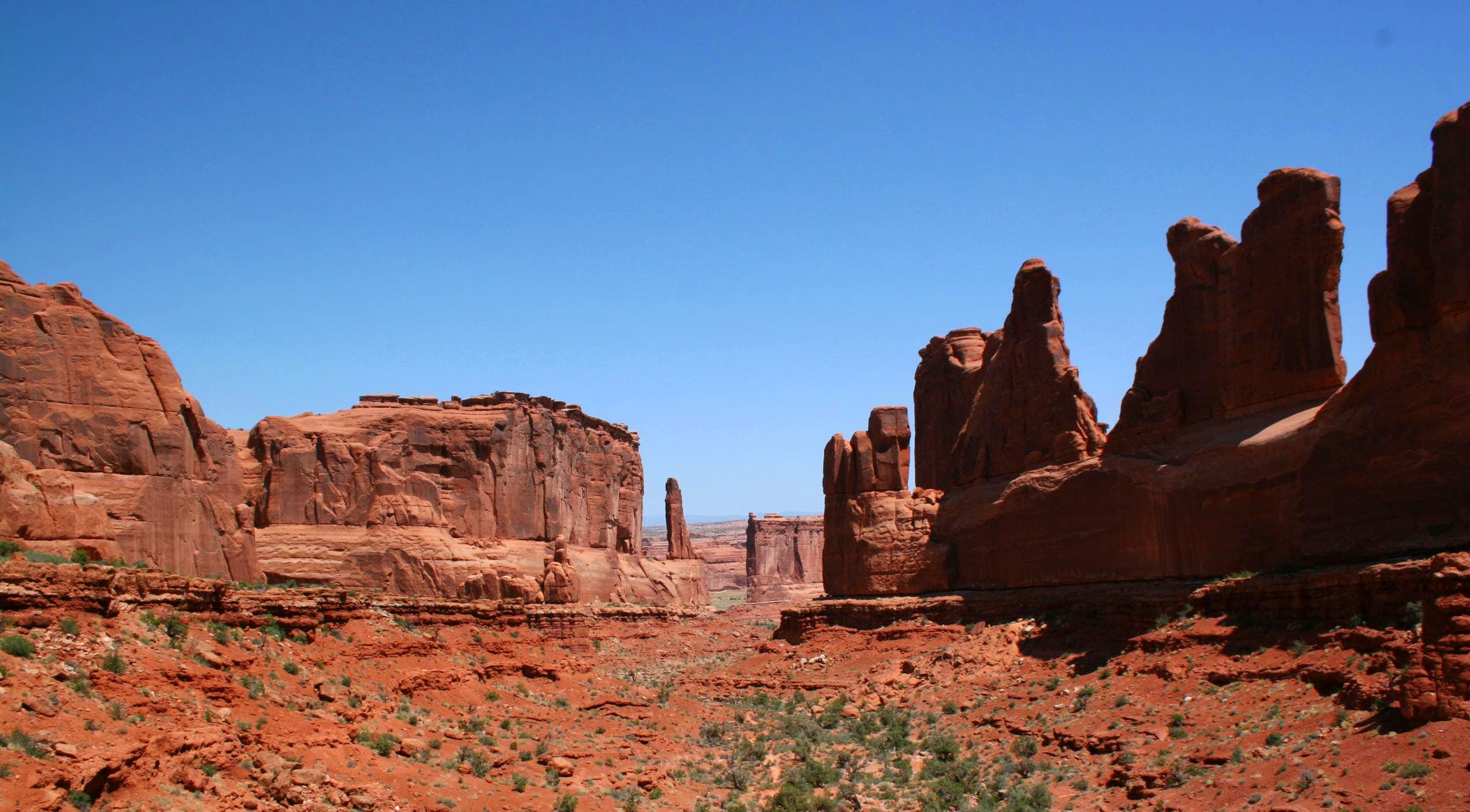 Burning So Good:  Arches National Park