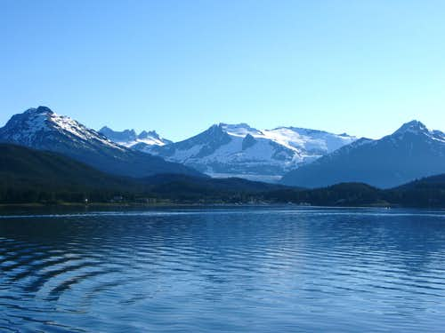 The Great Mendenhall Glacier