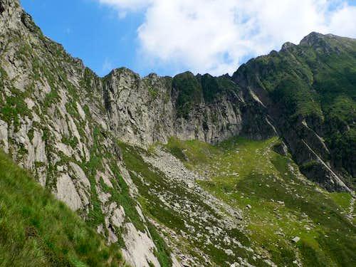 west side of Mount Zeda