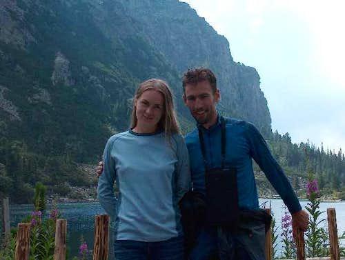 Popradské Pleso, Tatras, 2004