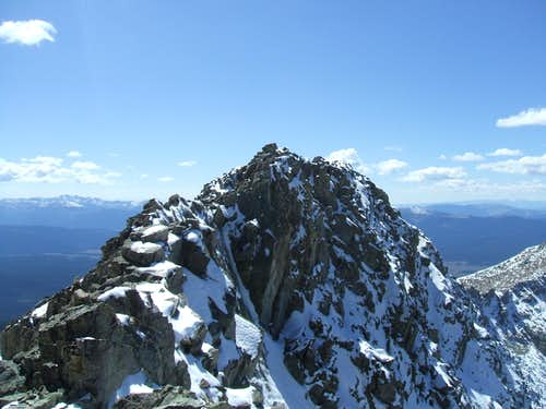 Slick Summit Ridge