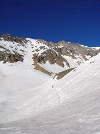 Northeast Shoulder couloir