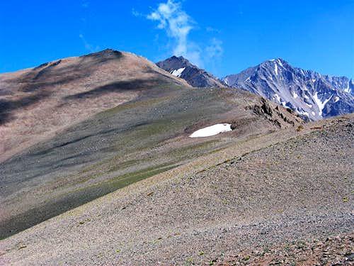 From Kaljaran Pass