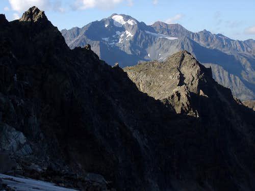 Ruderhofspitze from Sulzenauferner