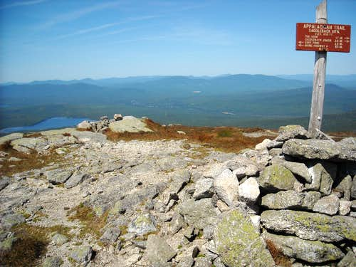 Summit post